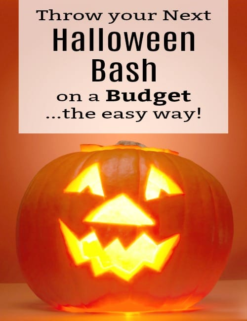Throw your next Halloween party on a budget & still have a blast. Get food, decor , and game ideas that are super affordable and cheap!