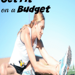 Different ways to save while getting in shape. Get rid of the weight, not your money!!