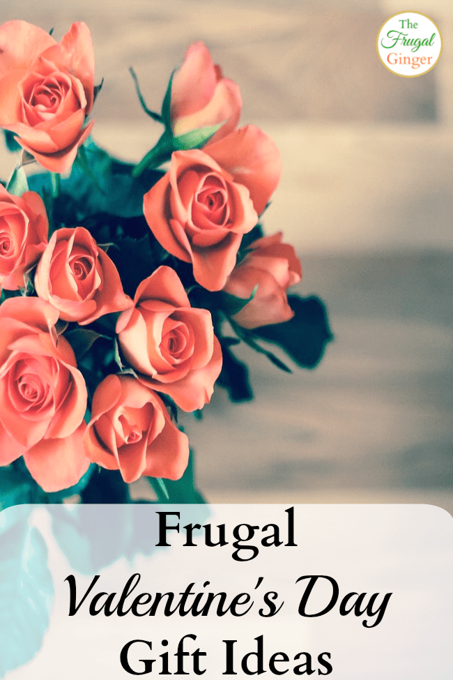 Surprise your loved one with these frugal Valentine's day gift ideas. Perfect for any budget!
