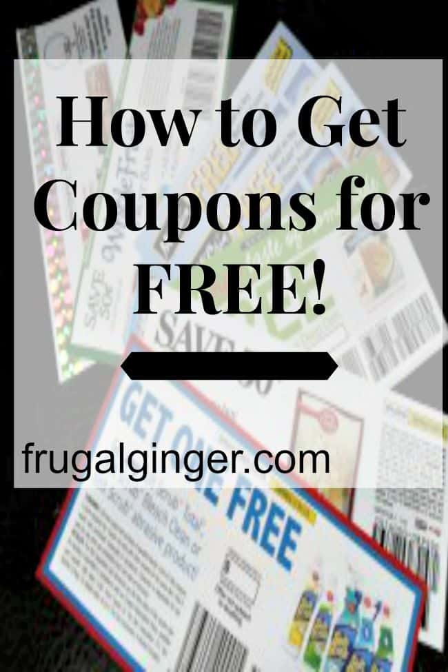 Click On Any Of the Coupons with