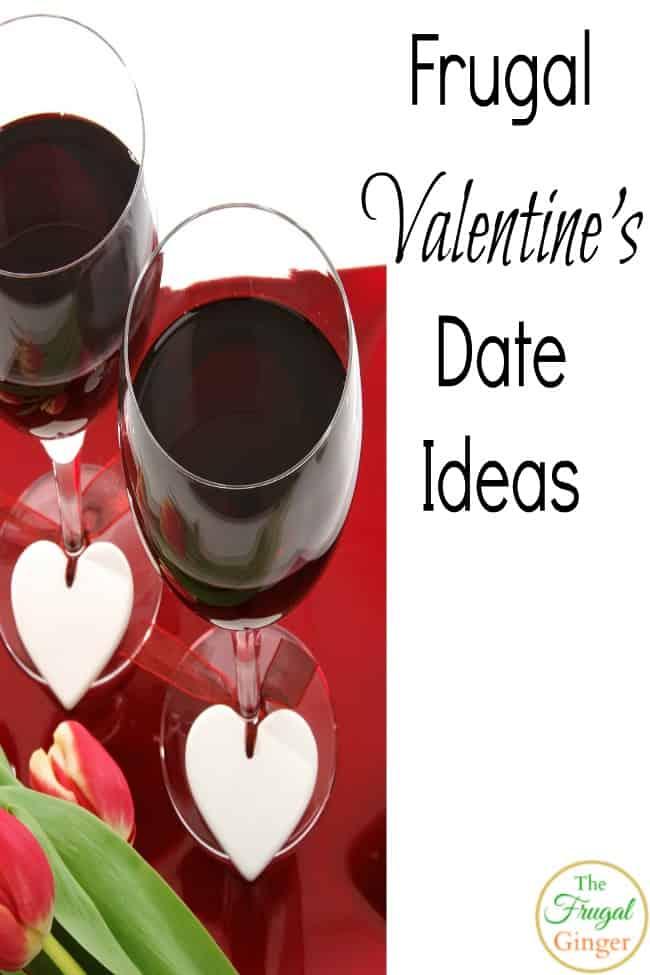 frugal valentine's date ideas