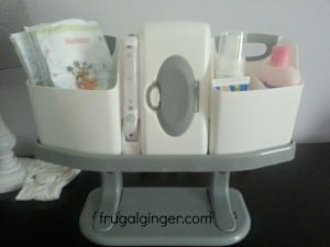 Always Ready Changing Table