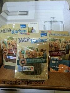 milo's kitchen sample pack
