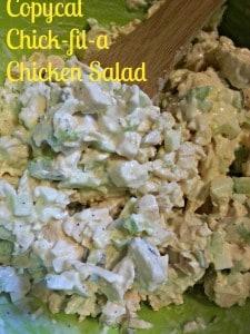 copycat Chic-fil-a Chicken Salad