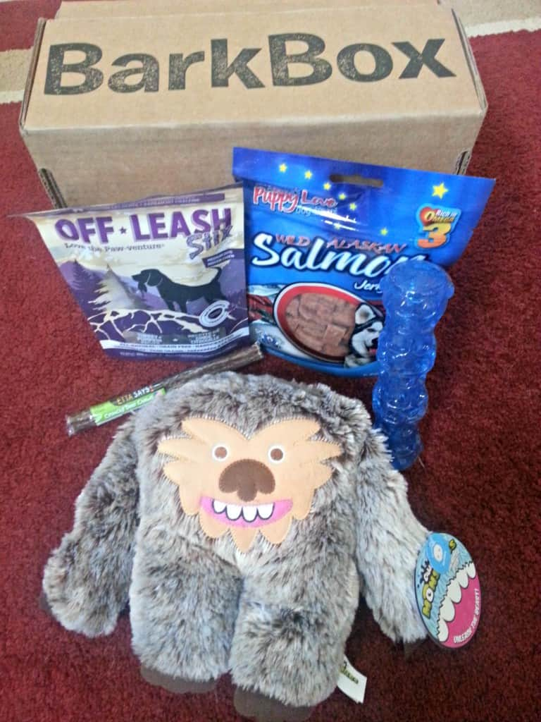 Jan 2015 Bark Box