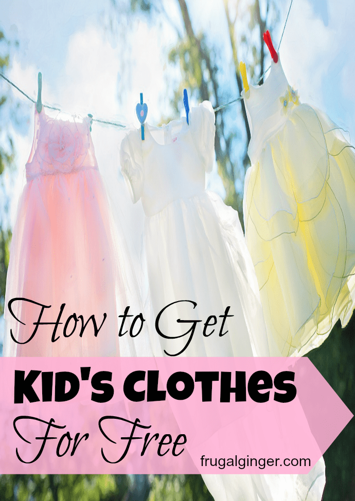 Cute Clothes At Really Cheap Prices How to get kid s clothes for