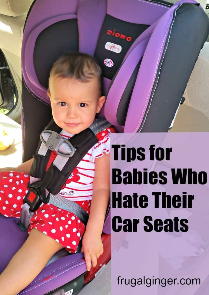 Babies Hate Car Seat