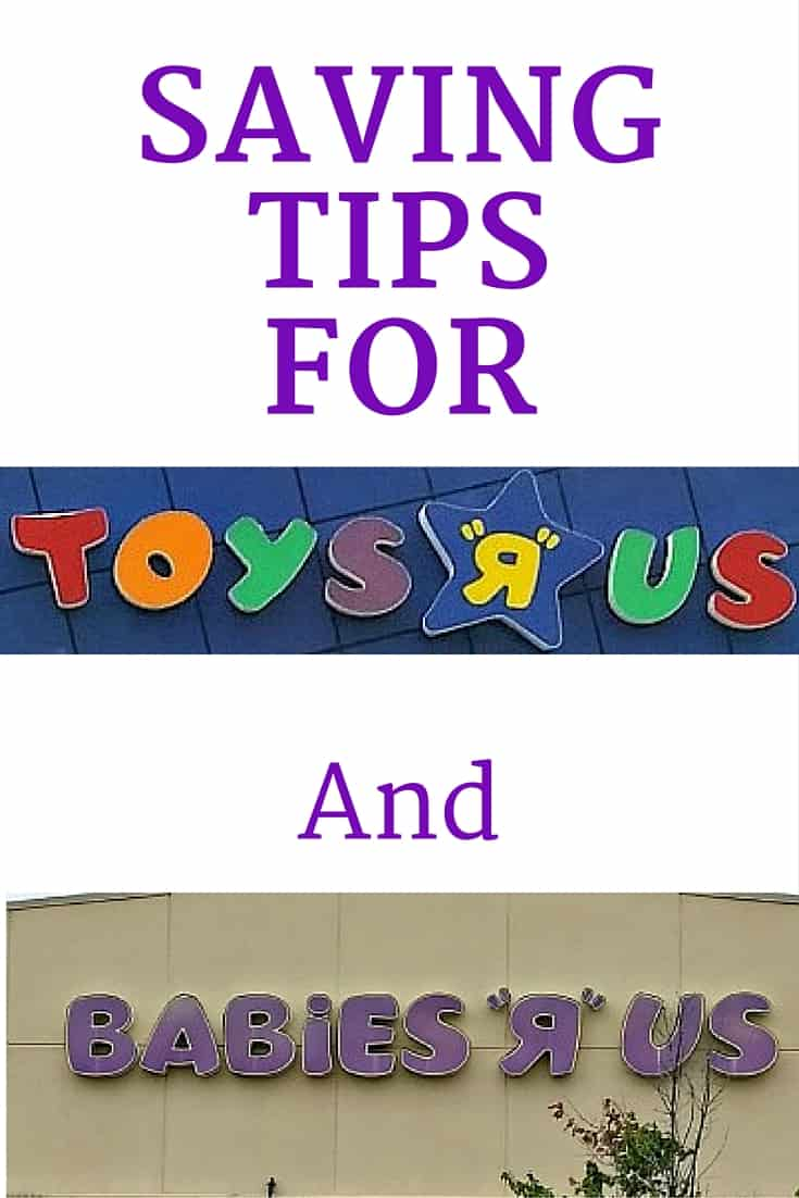 Learn how you can save the mot money at Toys R Us and Babies R Us. Just in time for your holiday shopping!