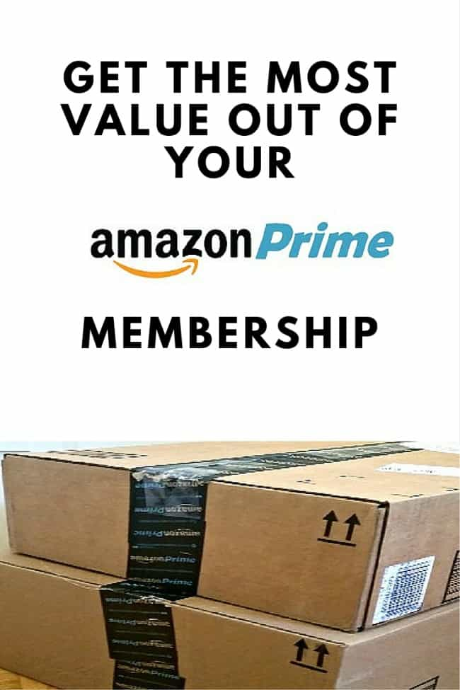 Use these tips to get the most value out of your Amazon Prime membership. There are so many benefits!