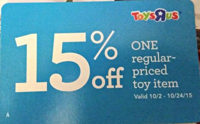 saving tips for toys' r us