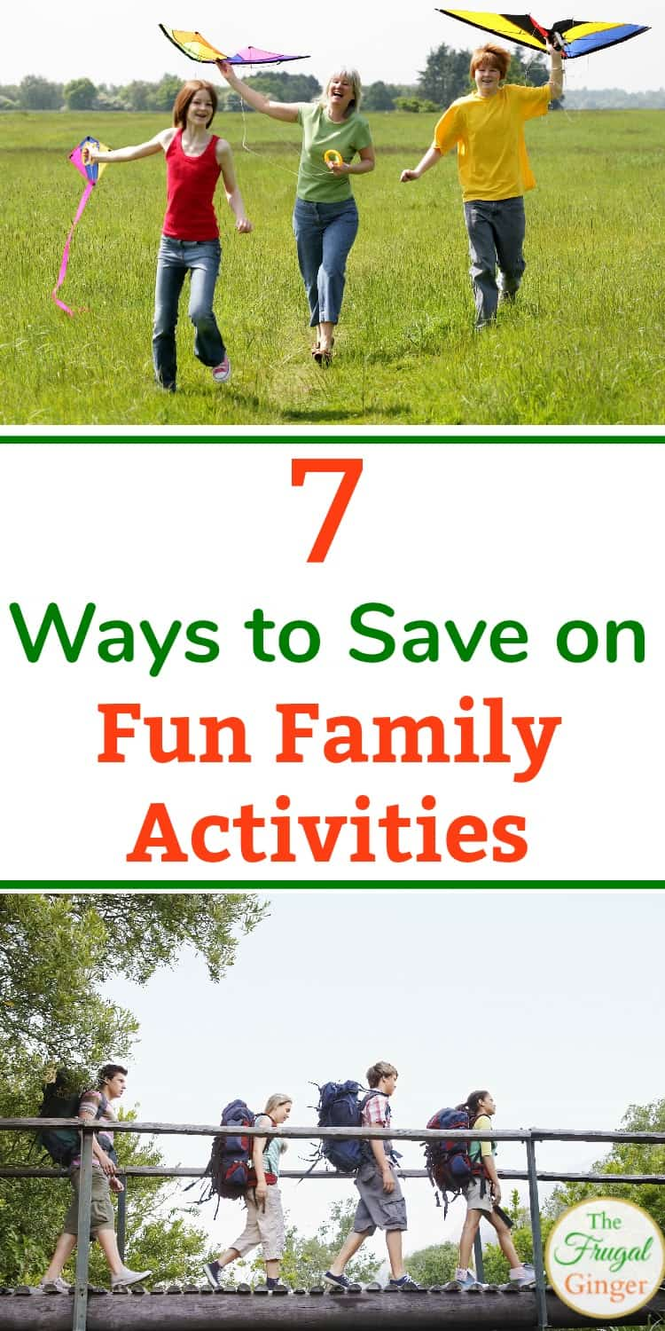 Hey mom! Use these simple tips to save money on fun family activities and find cheap things to do with kids. You can have fun and still stick to your budget!