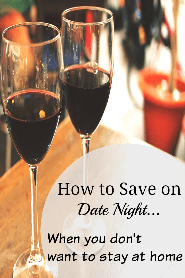 See how you can save on date night without having to stay at home!