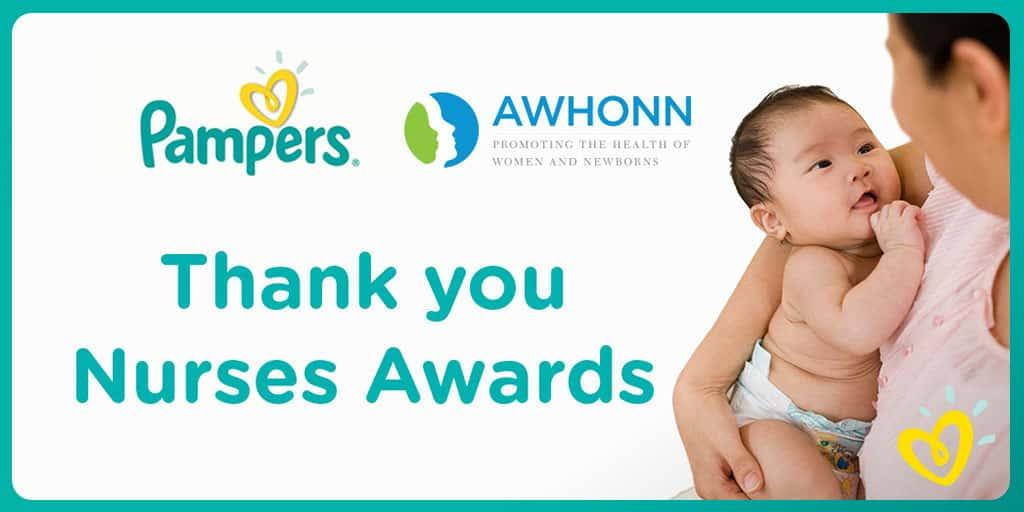 Thank you nurses awards