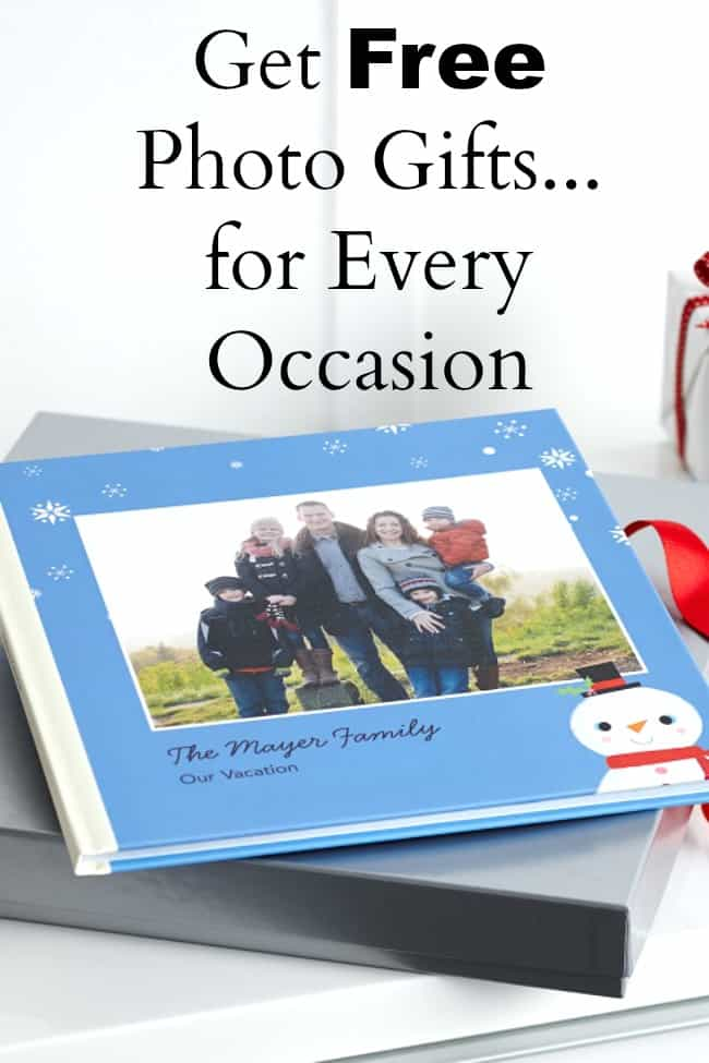 This is amazing! Get free photo gifts for any occasion, these deals are so easy to do.