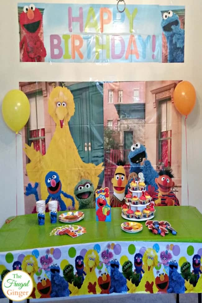 Some great Elmo Birthday Party Ideas to get you inspired.