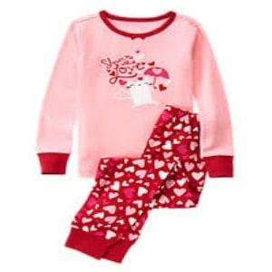 valentine pajamas - Valentines Day Pajamas