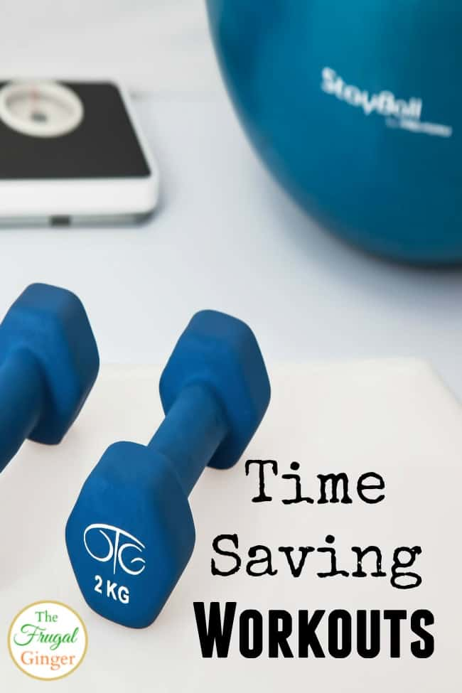 Time saving workouts for any busy schedule.