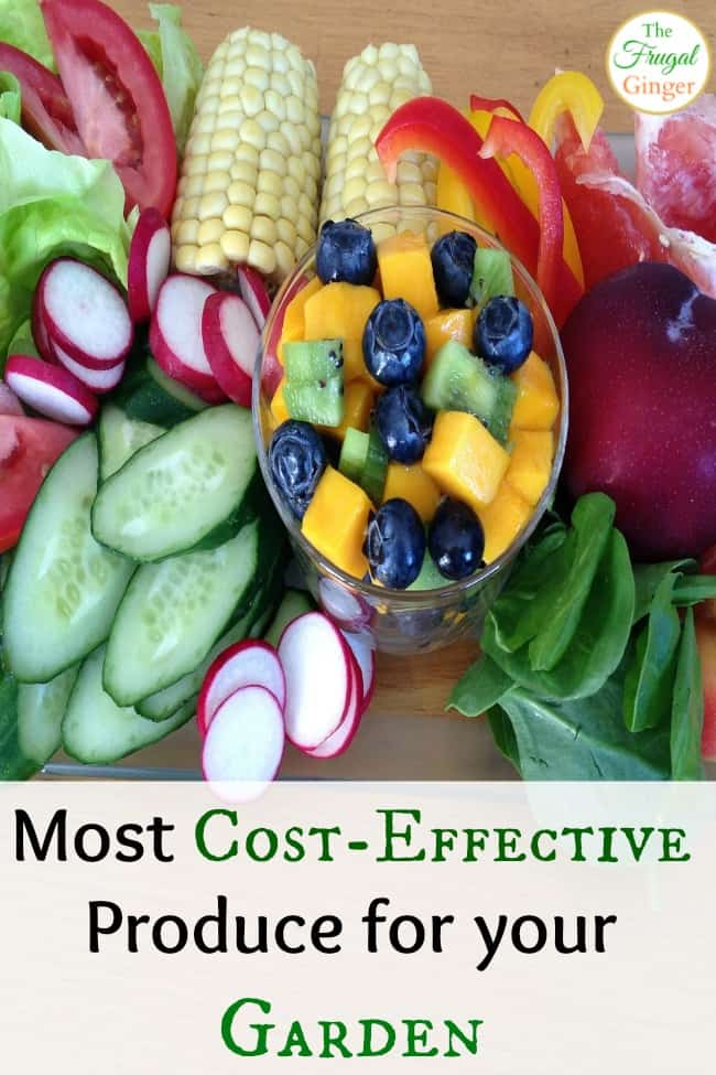 cost-effective produce