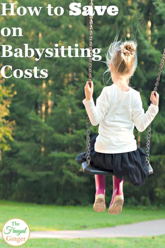 save on babysitting