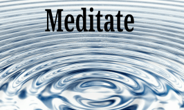 Relaxation Techniques for those who Hate to Meditate