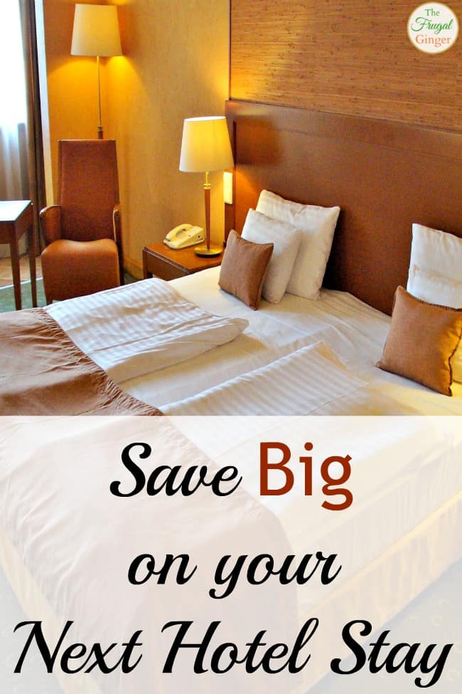 save on next hotel stay