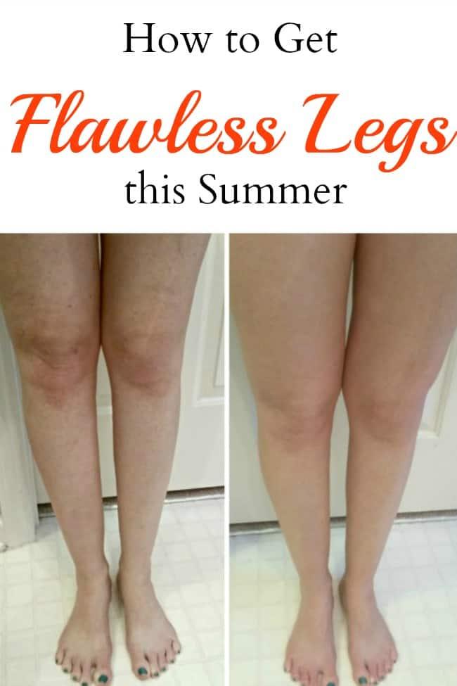 get flawless legs