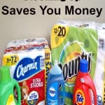 How Stocking Up Saves You Money