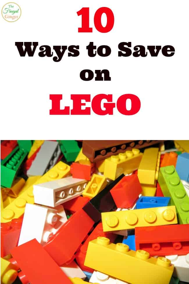 ways to save on LEGO