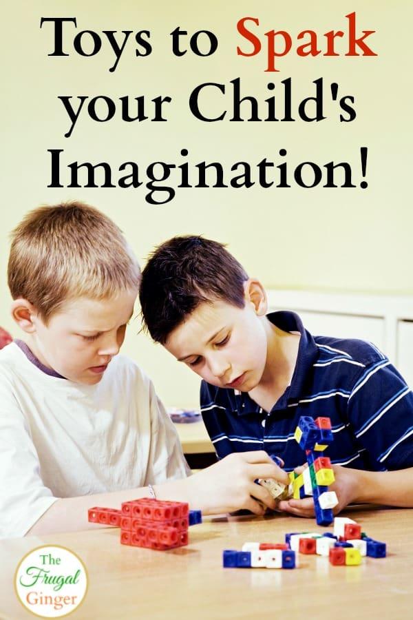 spark imagination