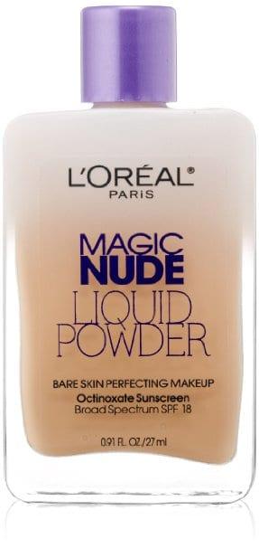 magic nude foundation
