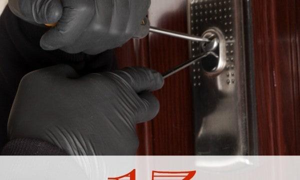 15 Ways to Prevent a Home Burglary