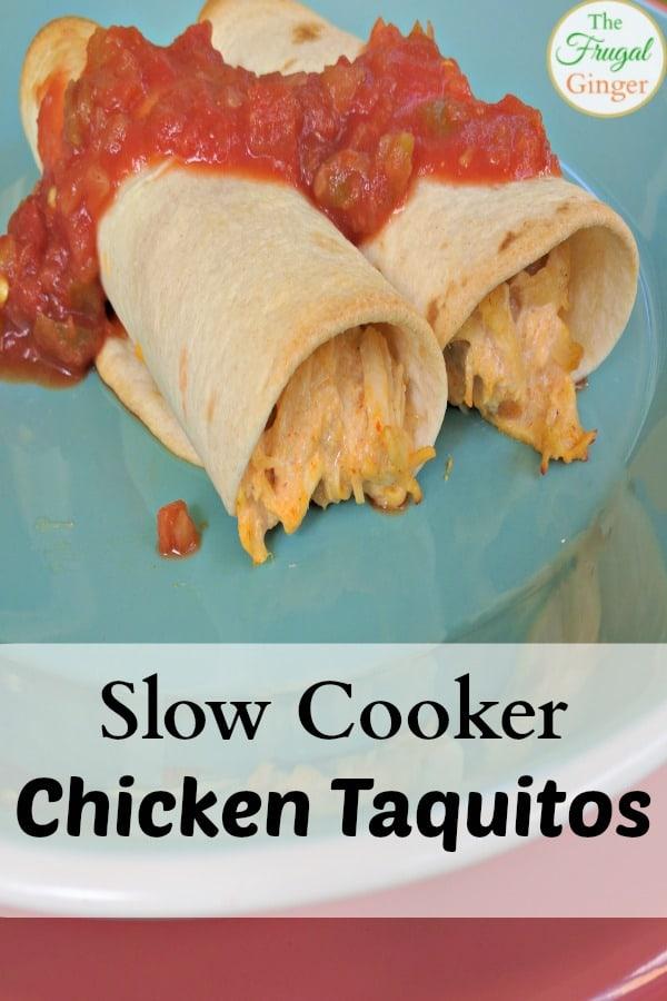 chicken taquitos recipe