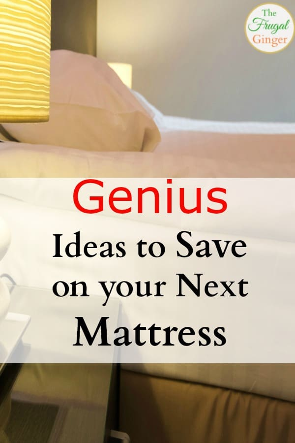 save on your next mattress