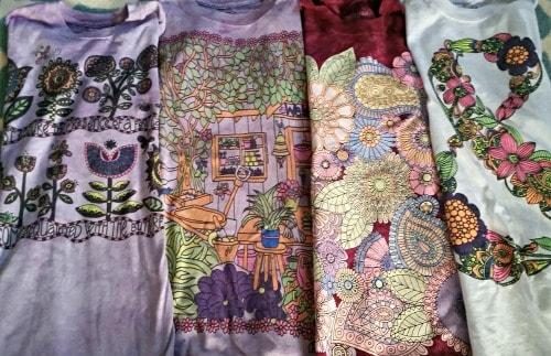 colorwear shirts