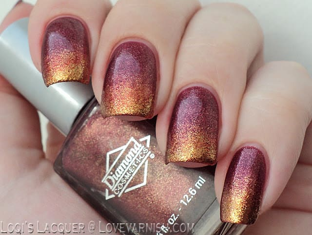 Diamond cosmetics Hue are you gradient 1