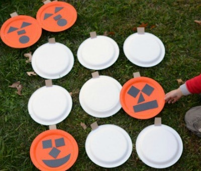 pumpkin memory game
