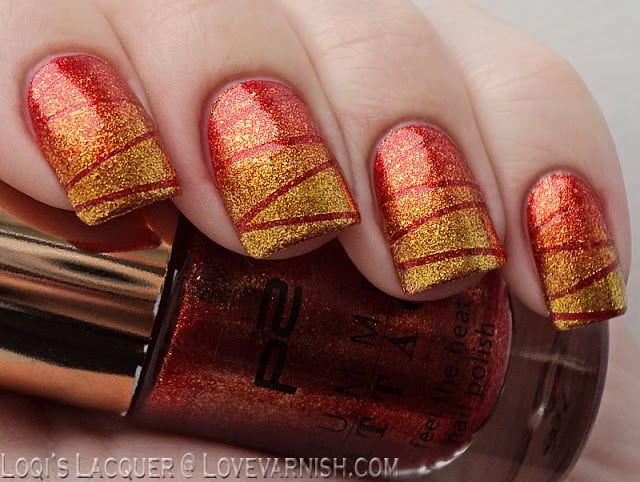 P2 bloggers choice hot berry gradient 2