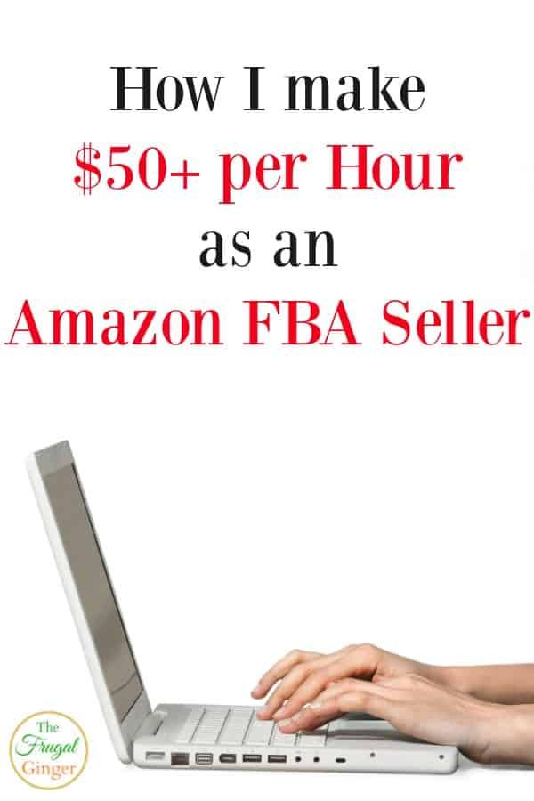 Amazon FBA Seller