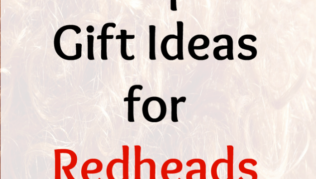 Unique Gift Ideas for Redheads