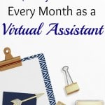 How you can Make $10,000's Every Month as a Virtual Assistant