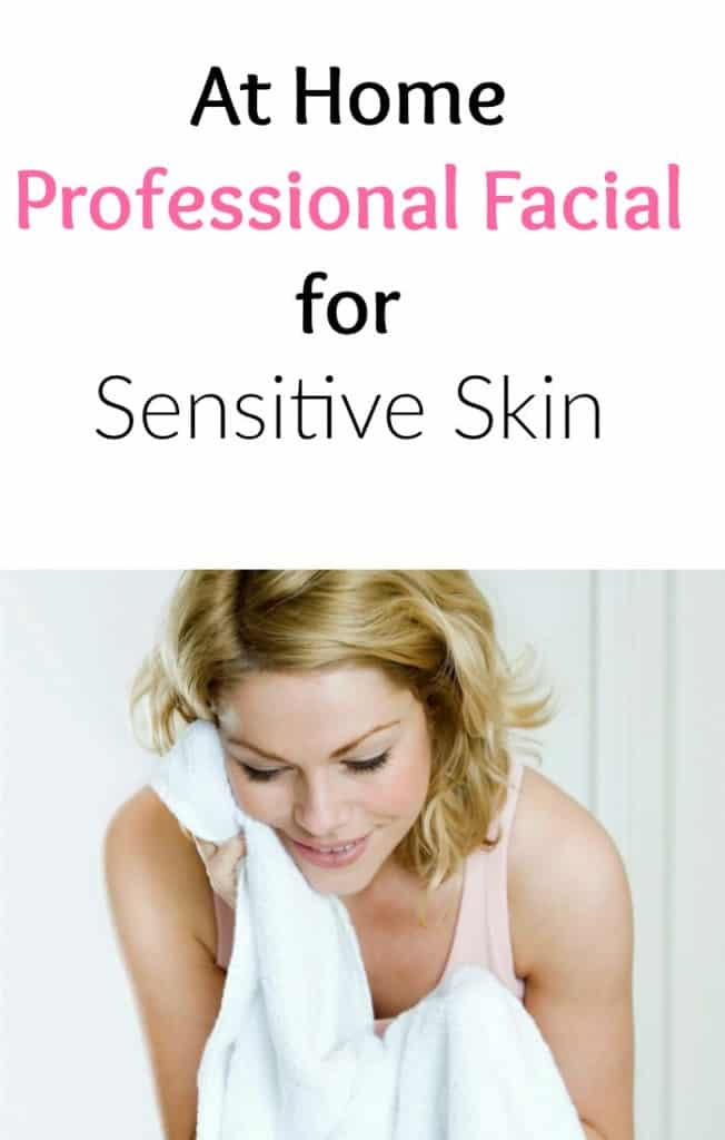 Give A Professional Facial At Home Small House Interior