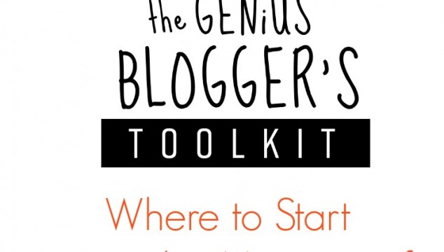 Genius Blogger's Toolkit: Where to Start to get the Most out of the Bundle