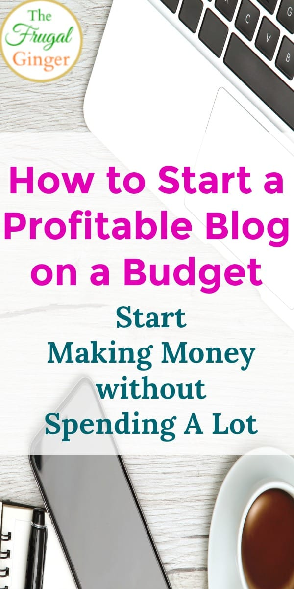 I love these blogging for beginners tips because it shows you how you can start a profitable blog on a budget. I love saving money, especially when I want to start my own online business. These free ideas will show you how to start a blog so you can start making money soon!