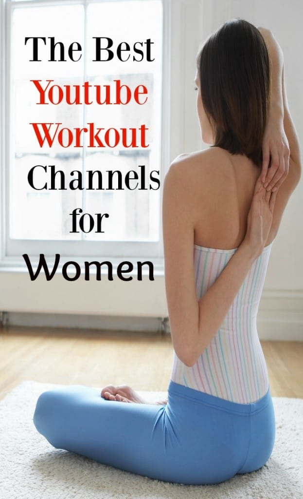 The Best Youtube Workout Channels for Women
