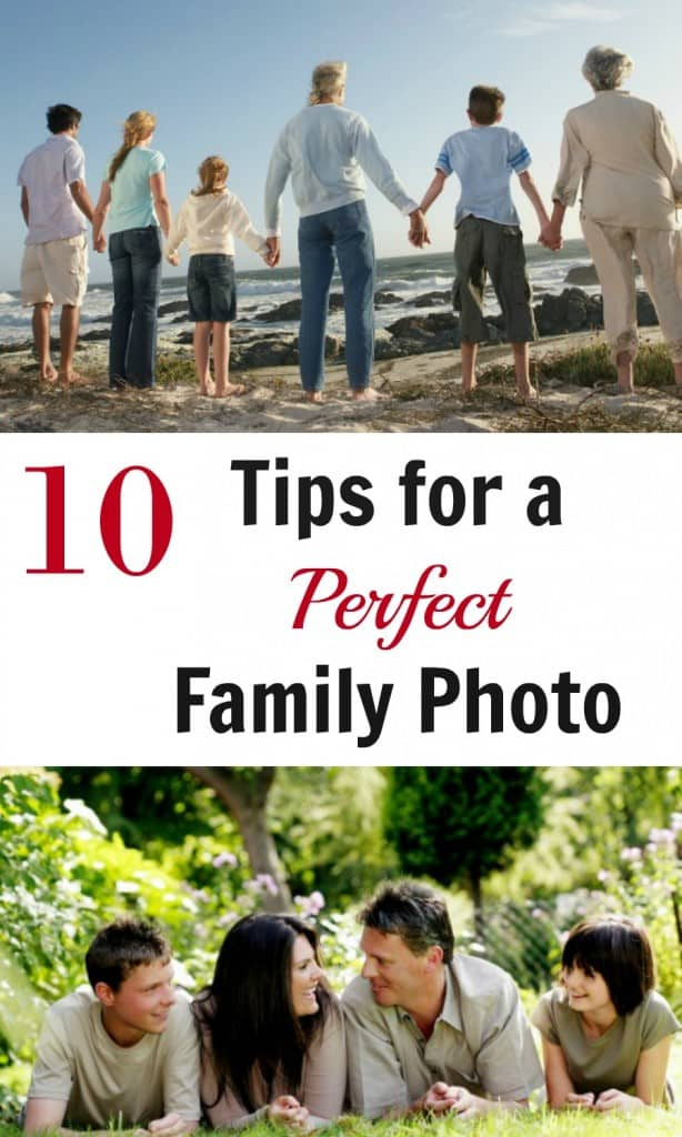Get the perfect family photo every single time with these tips. Family, life hack, kid photography