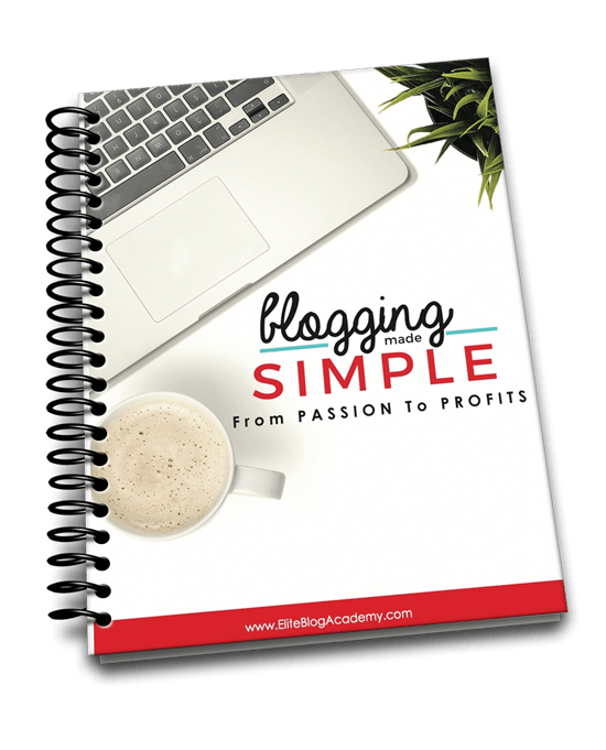 blogging simple
