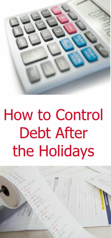 control debt