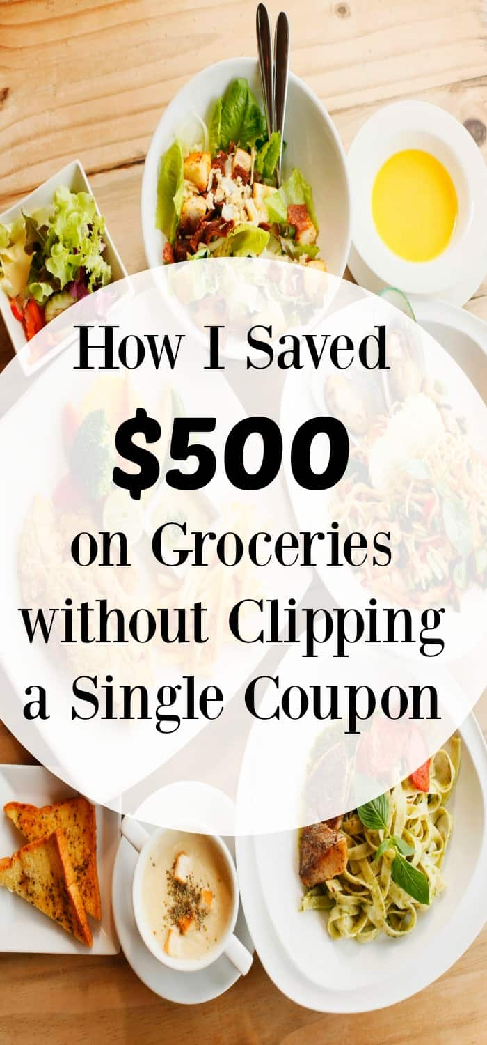 save groceries pin