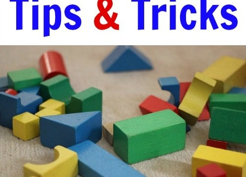Toy Cleaning Tips and Tricks