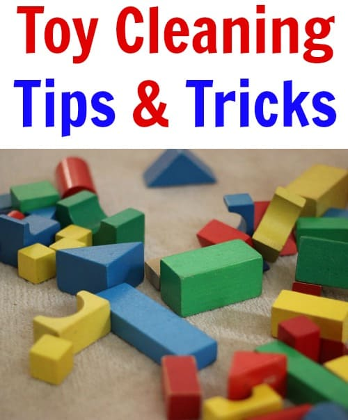 Use these toy cleaning tips to keep your home germ-free and save on second hand toys.